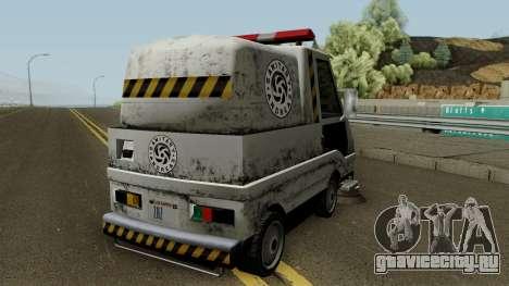 Sweeper IVF для GTA San Andreas