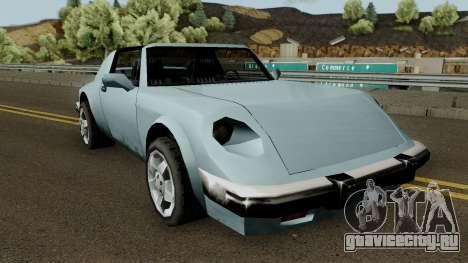 VC Comet SA Style для GTA San Andreas