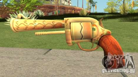 Fortnite: Rare Pistol (Silenced) для GTA San Andreas