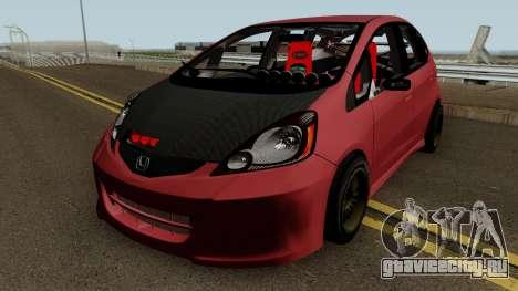 Honda Jazz Fit GE для GTA San Andreas