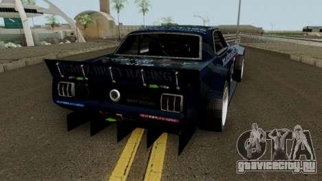Ford Mustang Hoonicorn Liberty 1965 для GTA San Andreas