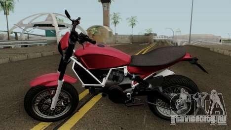 Pegassi Esskey GTA V для GTA San Andreas