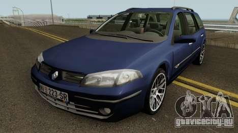 Renault Laguna Mk2 SW Facelift для GTA San Andreas