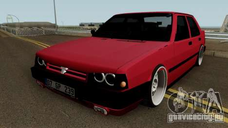 Tofas Dogan SLX MQ для GTA San Andreas