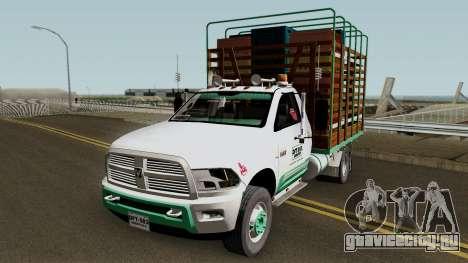 Dodge Ram 3500 (Sadlshit) для GTA San Andreas