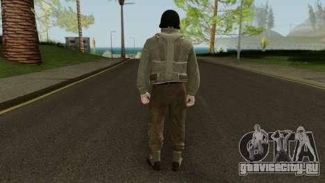 Skin Random 103 (Outfit WW2) для GTA San Andreas третий скриншот