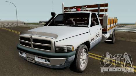 Dodge Ram (Picador) для GTA San Andreas
