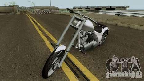 Hellfury from GTA TLAD Re-textured для GTA San Andreas