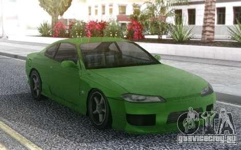 Nissan Silvia S15 1999 Sport для GTA San Andreas