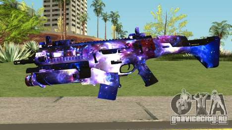 Call of Duty Infinite Warfare: OSA Black Sky для GTA San Andreas