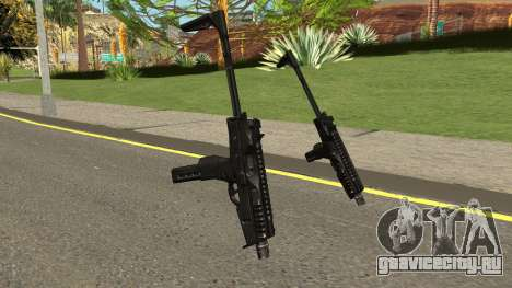 Cry of Fear - TMP-MP9 для GTA San Andreas
