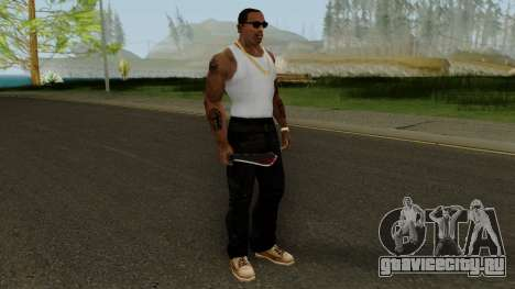 Knife Lowriders DLC для GTA San Andreas