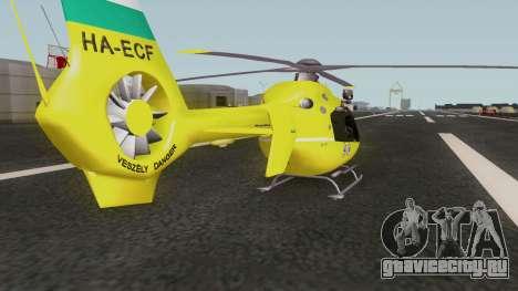 Magyar Helicopter для GTA San Andreas