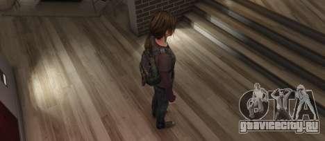 Tlou Ellie для GTA 5