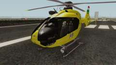 Magyar Helicopter для GTA San Andreas