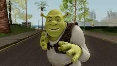 Shrek Skin V2 для GTA San Andreas