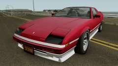 Imponte Ruiner (r2) GTA V IVF для GTA San Andreas