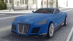 Maybach Exelero Coupe для GTA San Andreas