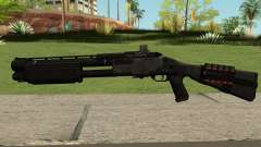 New Shotgun HQ для GTA San Andreas