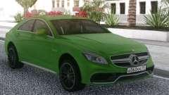 Mercedes-Benz CLS63 sAMG 2014 для GTA San Andreas