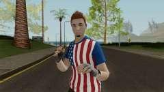 GTA Online 1.15 DLC Skin для GTA San Andreas