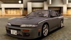 Nissan Silvia S14 Nismo 270R для GTA San Andreas