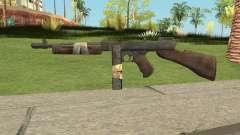 Bad Company 2 Vietnam Thompson M1928 для GTA San Andreas