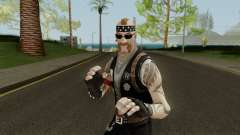 Fortnite Biker Skin - Backbone