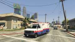 Spawn Emergency Vehicles Menu 0.4 Beta