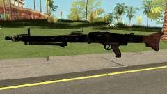 COD-WW2 - MG42 для GTA San Andreas
