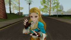 Zelda Hyrule Warriors (BOTW) для GTA San Andreas