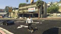 Skate V Plus 1.1 для GTA 5