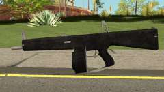 New Combat Shotgun HQ для GTA San Andreas