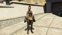 Shuri (Black Panther) для GTA 5