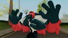 BEN 10 FOUR ARMS SKIN для GTA San Andreas