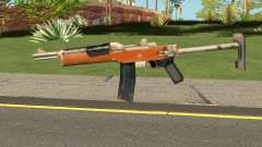 PS2 LCS Beta Ruger для GTA San Andreas