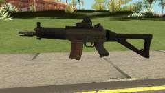 Battle Carnival SIG SG-552 для GTA San Andreas