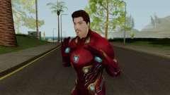 Tony Stark Infinity War для GTA San Andreas