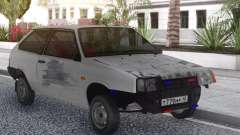 ВАЗ 2108 Бродяга Побитый для GTA San Andreas