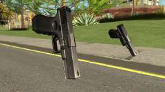 Cry of Fear Glock 19 Stock для GTA San Andreas