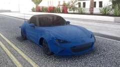 Mazda MX-5 2016 Super Coupe для GTA San Andreas