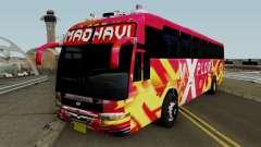 MADHAVI MOTORS KERALA BUS для GTA San Andreas