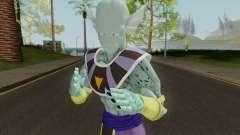 Geene God of Destruction U12 для GTA San Andreas