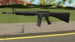 M16A4 (Soldier of Fortune: Payback) для GTA San Andreas