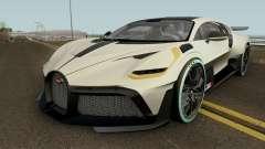Bugatti Divo 2019 HQ для GTA San Andreas