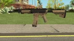 Battle Carnival M4A1 для GTA San Andreas