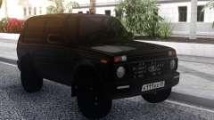 ВАЗ 2121 Урбан для GTA San Andreas