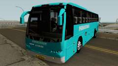 Parasuram Ac Air Volvo Bus для GTA San Andreas