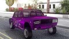 VAZ 2101 Facelift
