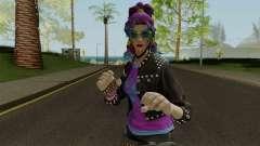 Fortnite Garage Band Synth Star для GTA San Andreas